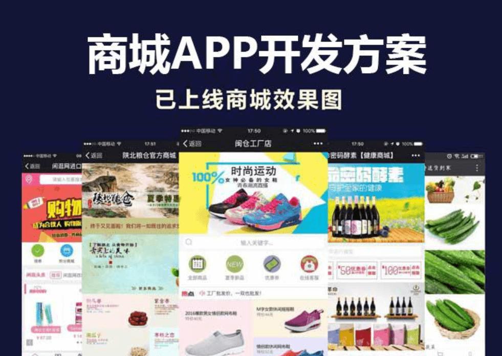 购物商城APP开发通常有哪些核心功能?